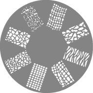 Createx Nail Stencil 262603
