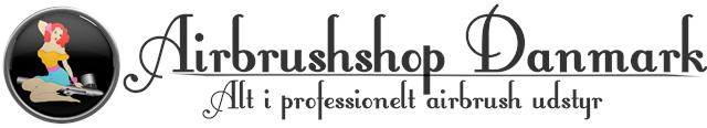 Airbrushshop Danmark