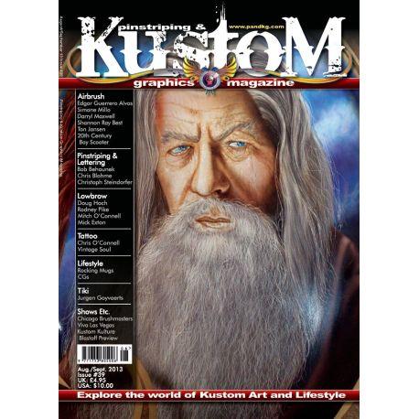 Pinstriping & Kustom Magazine nr.39