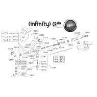 Harder & Steenbeck Infinity CR plus reservedelskatalog