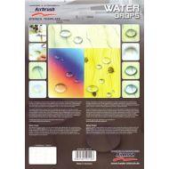 Hansa Waterdrop stencil 410114