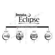 Iwata Eclipse reservedelskatalog