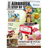Airbrush Step by step nr.31