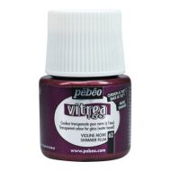 Vitrea 160 45ml - Purple (Glitter) 62