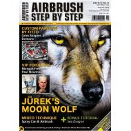 Airbrush Step by step nr.35