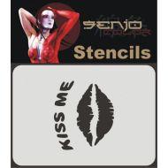 Senjo Color Kiss Me Stencil