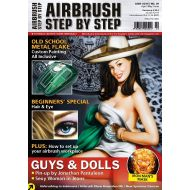 Airbrush Step by step nr.39