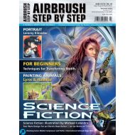 Airbrush Step by step nr.40