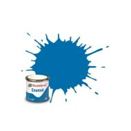 Humbrol Enamel Metallic Baltic Blue 14ml.