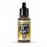 71.038 Camouflage Medium Brown 17ml