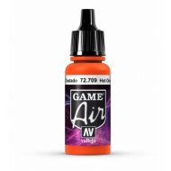 72.709 Hot Orange 17ml