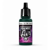 72.728 Dark Green 17ml