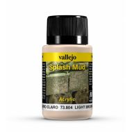 73.804 Light Brown Splash Mud 40ml.