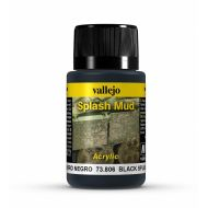 73.806 Black Splash Mud 40ml.