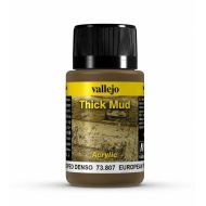 73.807 European Thick Mud 40ml.