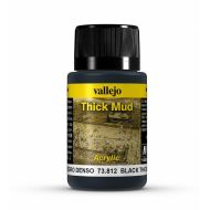 73.812 Black Thick Mud 40ml.