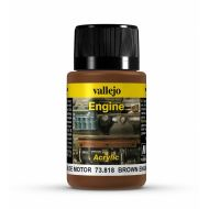 73.818 Brown Engine Soot 40ml.
