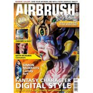 Airbrush Step by step nr.41