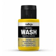 76.503 Wash Dark Yellow 35ml.