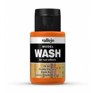 76.507 Wash Dark Rust 35ml.