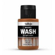 76.513 Wash Brown 35ml.