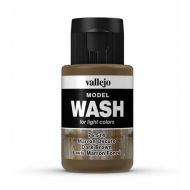 76.514 Wash Dark Brown 35ml.