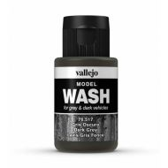 76.517 Wash Dark Grey 35ml.