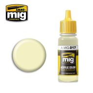 AMIG017 Cremeweiss 17ml.