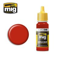 AMIG049 Red 17ml.