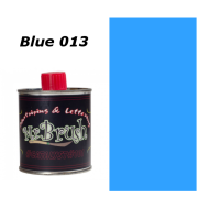 013 Mr. Brush Blue 125ml.