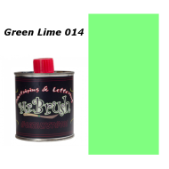 014 Mr. Brush Green Lime 125ml.