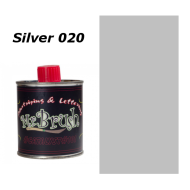 020 Mr. Brush Silver 125ml.