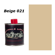 021 Mr. Brush Beige 125ml.