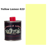 023 Mr. Brush Yellow Lemon 125ml.