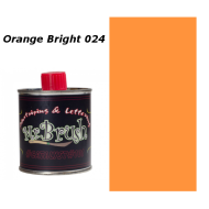 024 Mr. Brush Orange Bright 125ml.