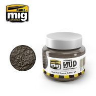 AMIG2104 Dark Mud Ground 250ml.