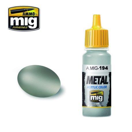 AMIG0194 Matt Aluminium 17ml.