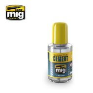 AMIG2025 Extra Thin Cement 30ml.