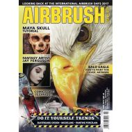 Airbrush Step by step nr.44