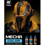 Vallejo Mecha color chart
