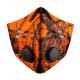 RzMask M1 Mossy Oak BLAZE Orange (XL)