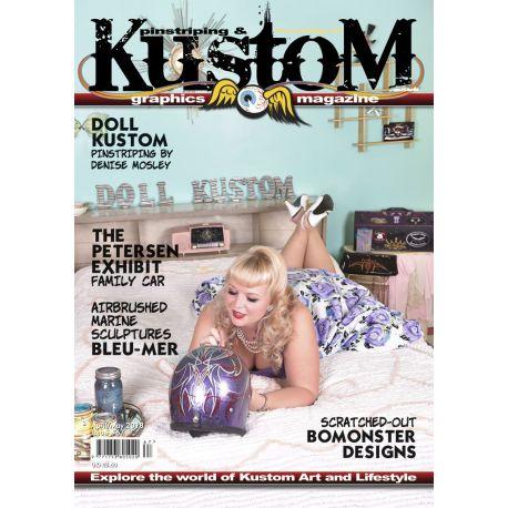 Pinstriping & Kustom Magazine nr.67