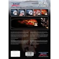 H&S Real Flames stencil 410144