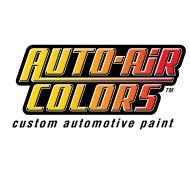 Auto Air Colors 4100 Serien Sikkerhedsblad