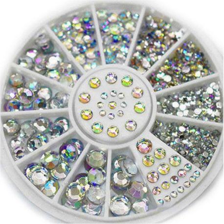 Senjo Diamanter. 1,5/2/3/4/5mm. 20g
