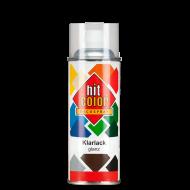 Hitcolor Klar lak 400ml. Spray.