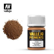 73.120 Vallejo Pigment Old Rust 35ml.