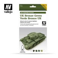 71.407 AFV UK Bronce Green 6 x 8ml
