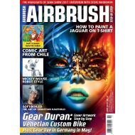 Airbrush Step by step nr.47