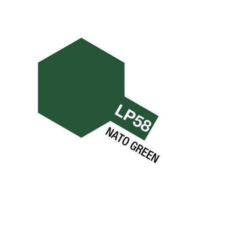 LP-58 Flat Nato Green 10ml.